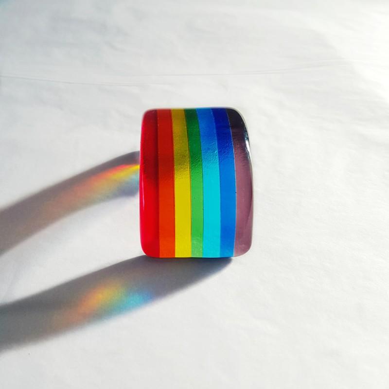 Mini Rainbow Bridge Arch by Rainbow Lux Glass